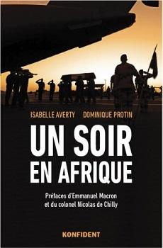 Un soir en Afrique (Dominique Protin et Isabelle Averty) Livre_44