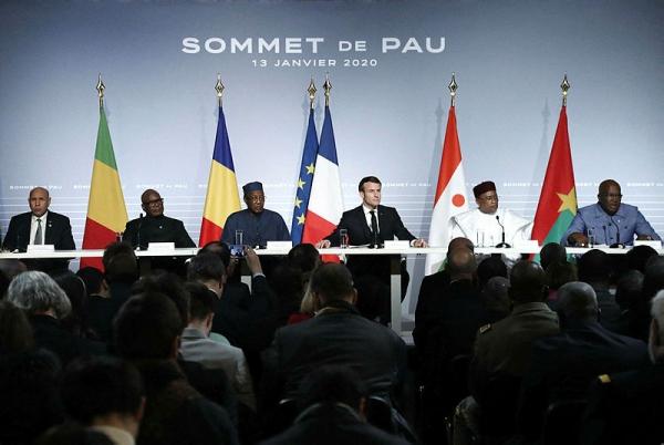 2020/01/14 La France au Sahel: deux cent vingt militaires supplémentaires Pau_so10