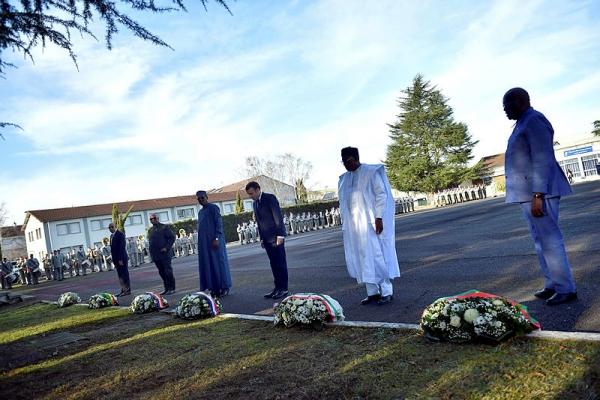 2020/01/14 La France au Sahel: deux cent vingt militaires supplémentaires Pau_so11