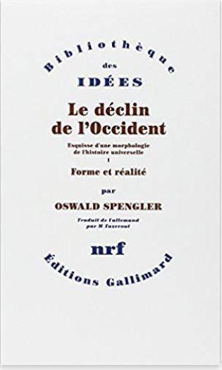 Le déclin de l'Occident (Oswald Spengler) Spreng11