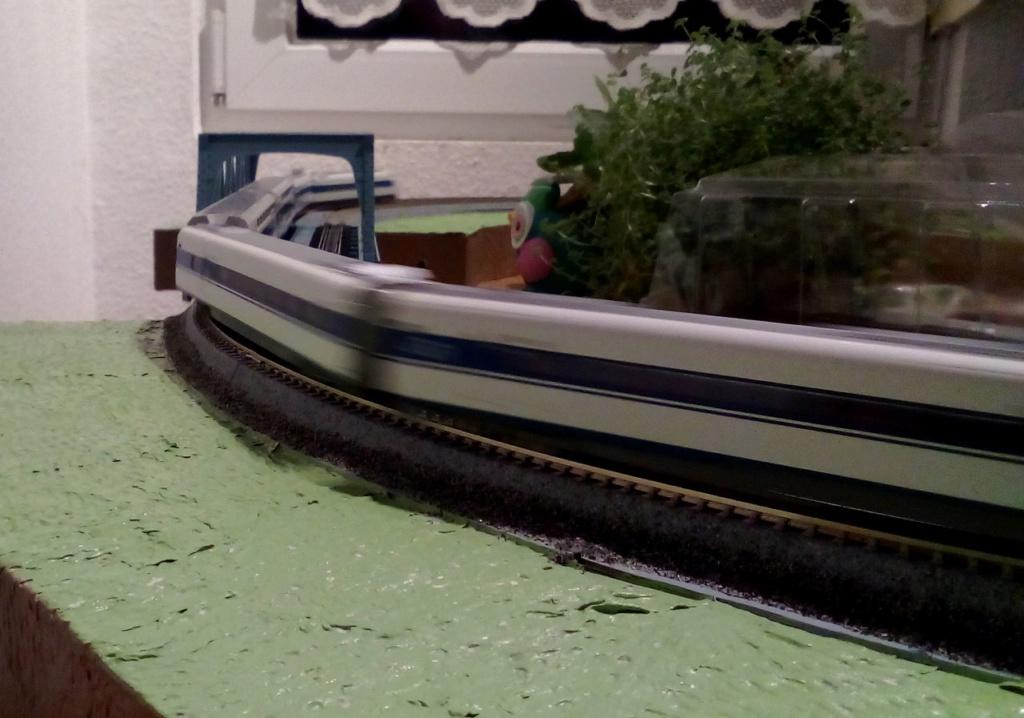 Wanni-san und seine Shinkansen (in Spur N) 100-1110