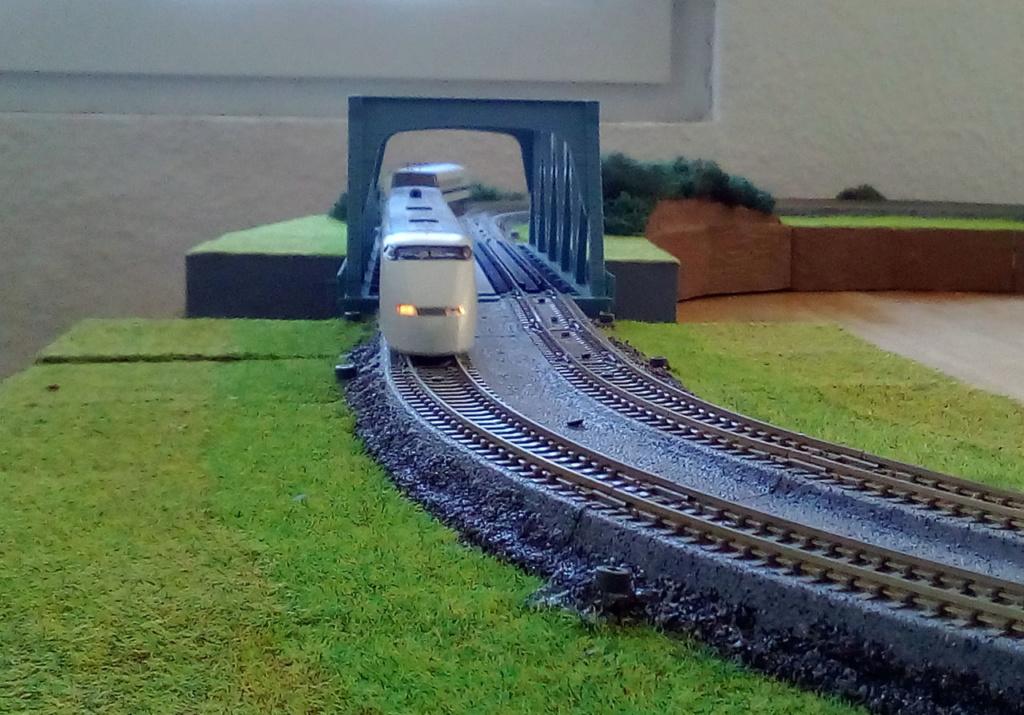 Wanni-san und seine Shinkansen (in Spur N) 300-d10
