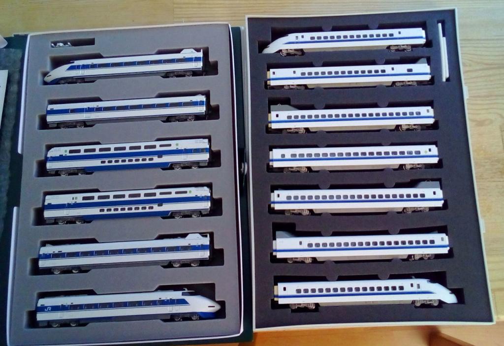 Wanni-san und seine Shinkansen (in Spur N) 300-k10