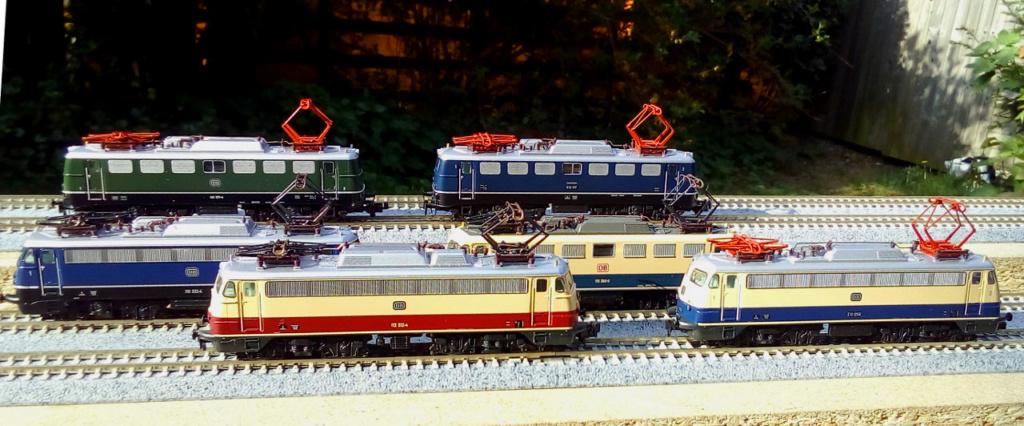 Wanni-san und seine Shinkansen (in Spur N) Hobby-10