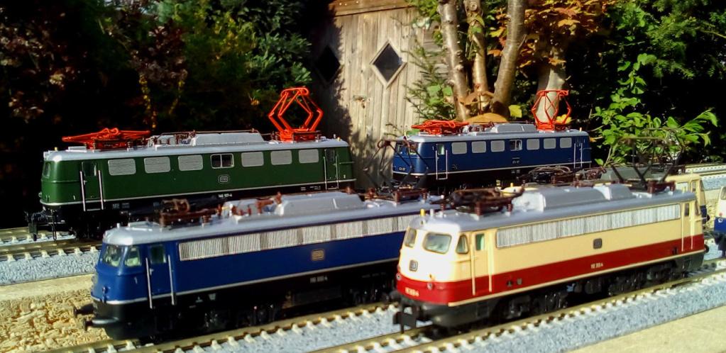 Wanni-san und seine Shinkansen (in Spur N) Hobby-12