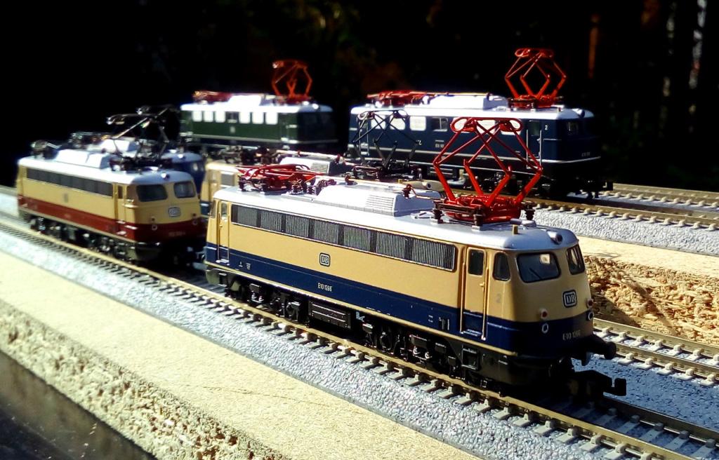 Wanni-san und seine Shinkansen (in Spur N) Hobby-13