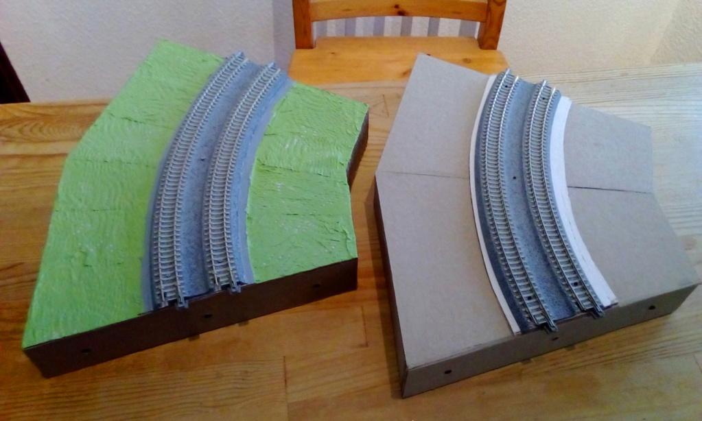 Die seltsamen Methoden des H.P. Wanninger: Karton-Modul-Tischanlage in Spur N - Seite 2 Kato-062