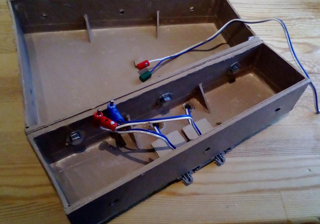 Die seltsamen Methoden des H.P. Wanninger: Karton-Modul-Tischanlage in Spur N - Seite 4 Kato-147
