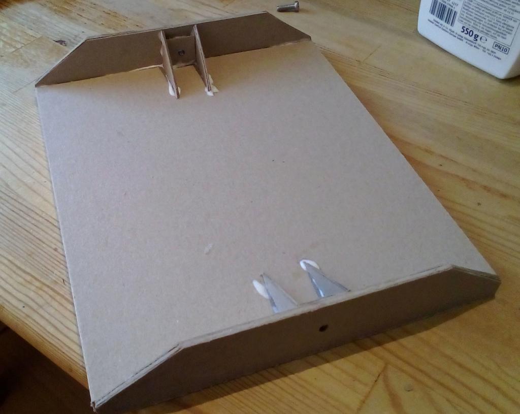 Die seltsamen Methoden des H.P. Wanninger: Karton-Modul-Tischanlage in Spur N - Seite 5 Kato-154