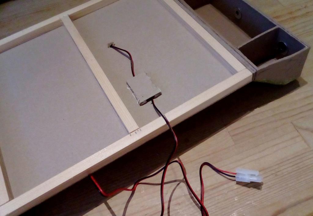 Die seltsamen Methoden des H.P. Wanninger: Karton-Modul-Tischanlage in Spur N - Seite 5 Kato-175