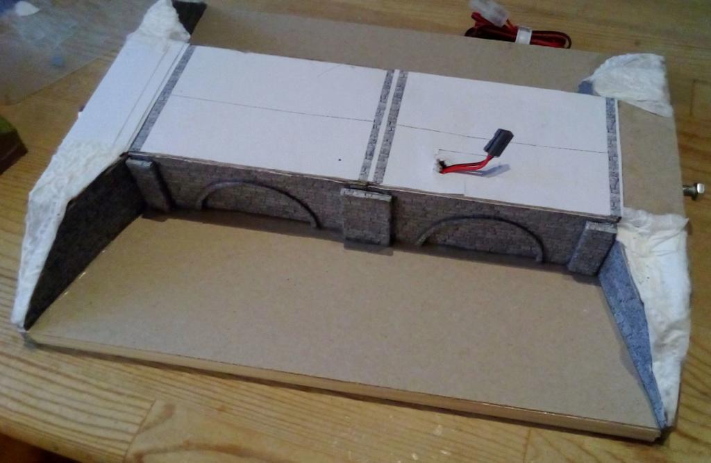 Die seltsamen Methoden des H.P. Wanninger: Karton-Modul-Tischanlage in Spur N - Seite 5 Kato-188