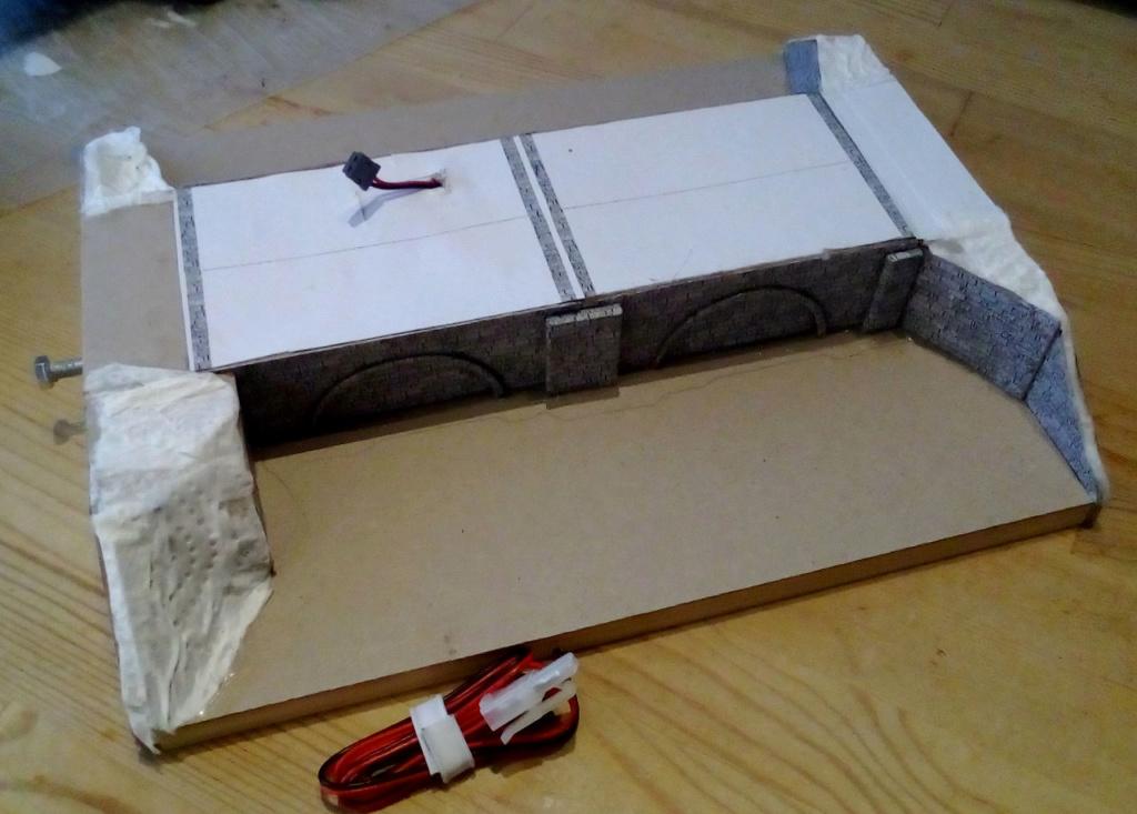 Die seltsamen Methoden des H.P. Wanninger: Karton-Modul-Tischanlage in Spur N - Seite 5 Kato-189