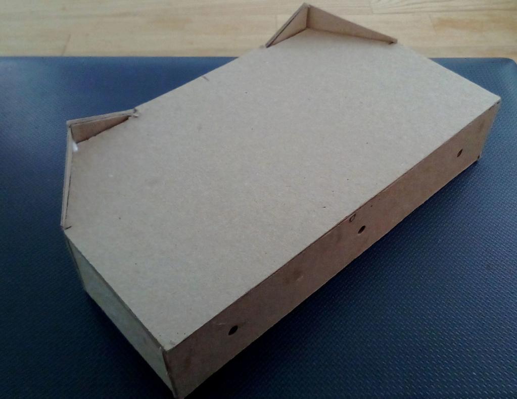 Die seltsamen Methoden des H.P. Wanninger: Karton-Modul-Tischanlage in Spur N - Seite 3 Kato-512
