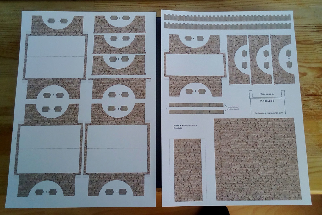 Die seltsamen Methoden des H.P. Wanninger: Karton-Modul-Tischanlage in Spur N - Seite 3 N-1010