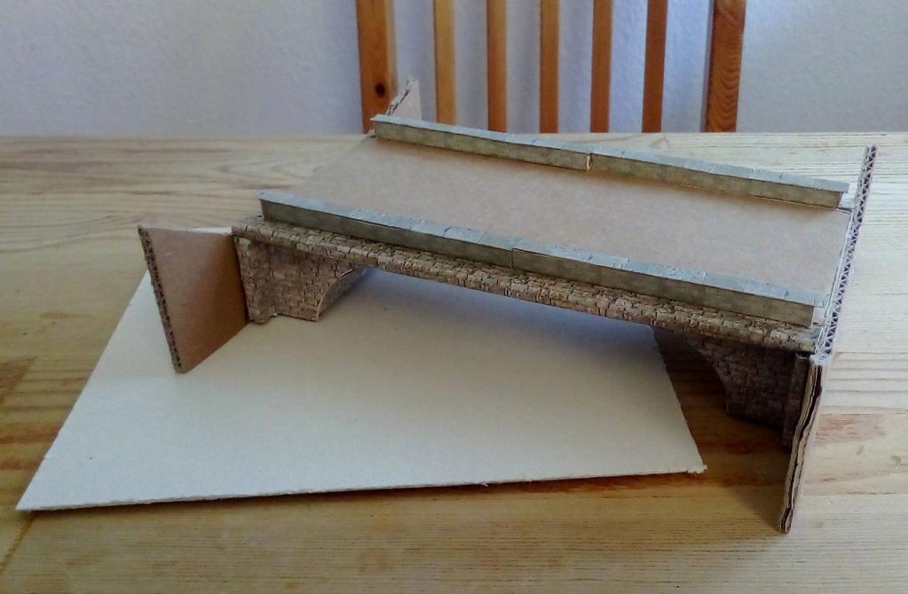 Die seltsamen Methoden des H.P. Wanninger: Karton-Modul-Tischanlage in Spur N - Seite 3 N-16b10