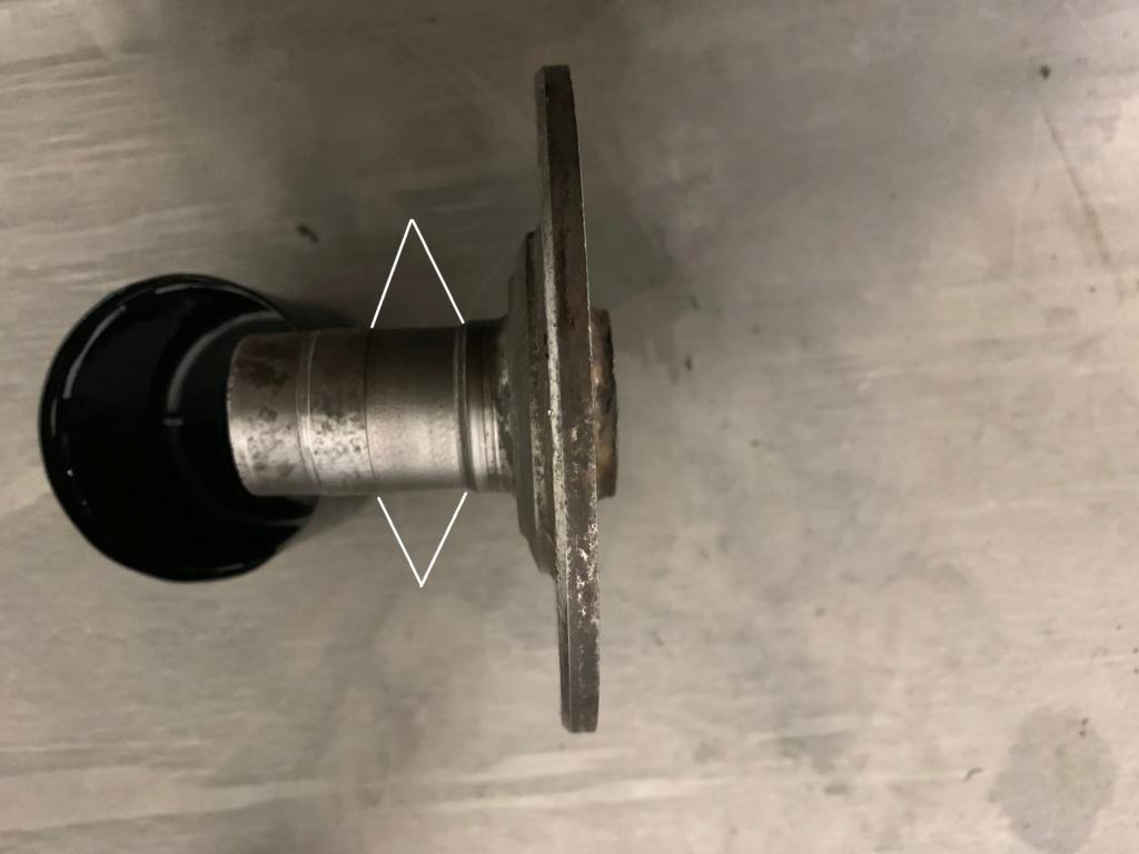 [RCH] drive flange de Cooper 998  Rechar11