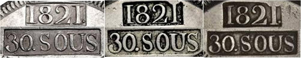 30 sous de 1821 de Mallorca  - Página 2 Punzon12