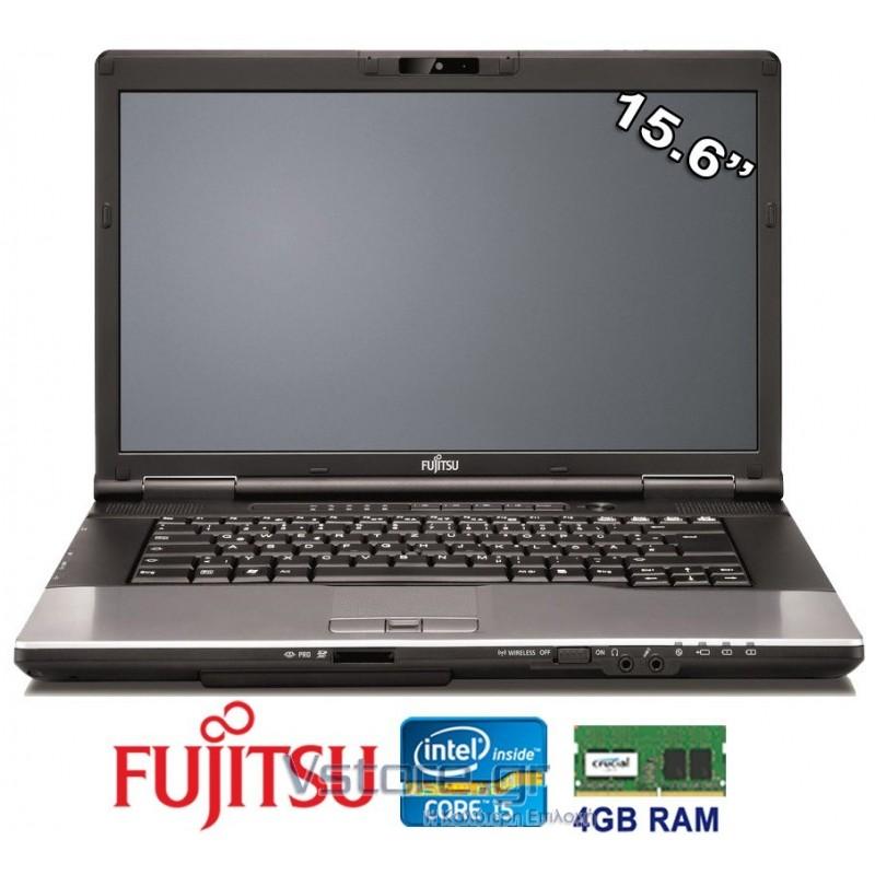 """Fujitsu Lifebook E752 15.6"""" i5-3230M Fujits10"""