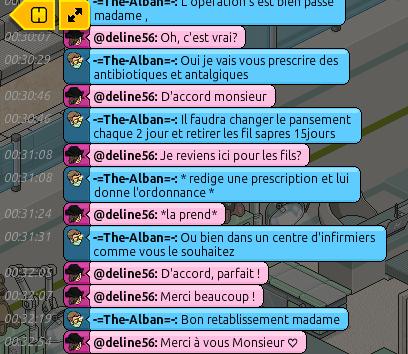 [C.H.U] Rapport d'action RP de -=the-alban=- Scree103