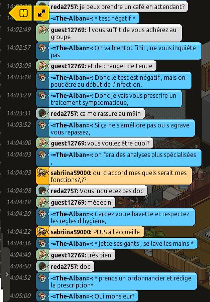 [C.H.U] Rapport d'action RP de -=the-alban=- Screen13
