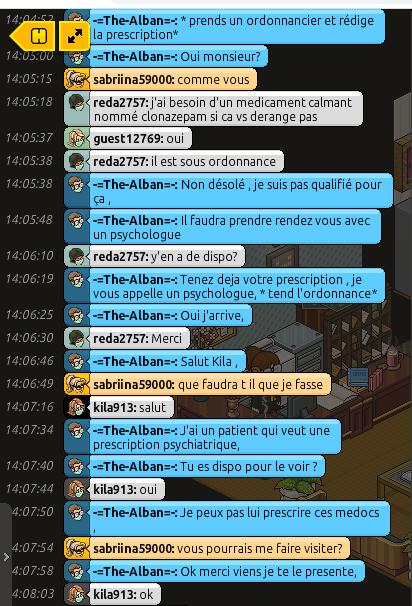 [C.H.U] Rapport d'action RP de -=the-alban=- Screen14