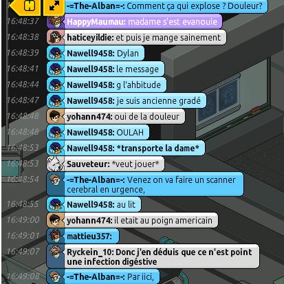 [C.H.U] Rapport d'action RP de -=the-alban=- Screen25