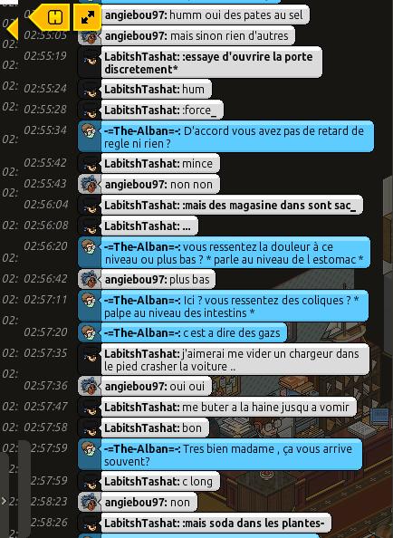 [C.H.U] Rapport d'action RP de -=the-alban=- Screen28