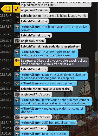 [C.H.U] Rapport d'action RP de -=the-alban=- Screen29