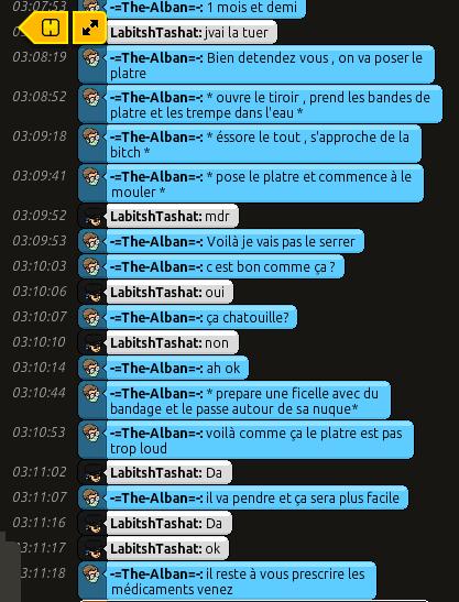 [C.H.U] Rapport d'action RP de -=the-alban=- Screen30