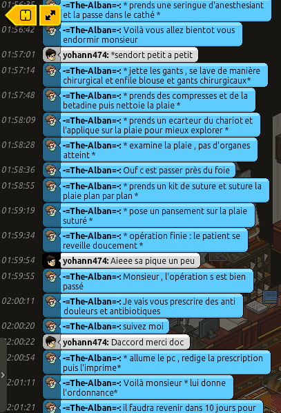 [C.H.U] Rapport d'action RP de -=the-alban=- Screen42