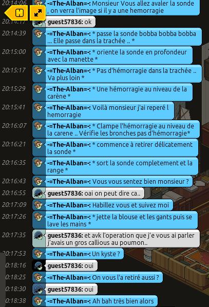 [C.H.U] Rapport d'action RP de -=the-alban=- Screen56