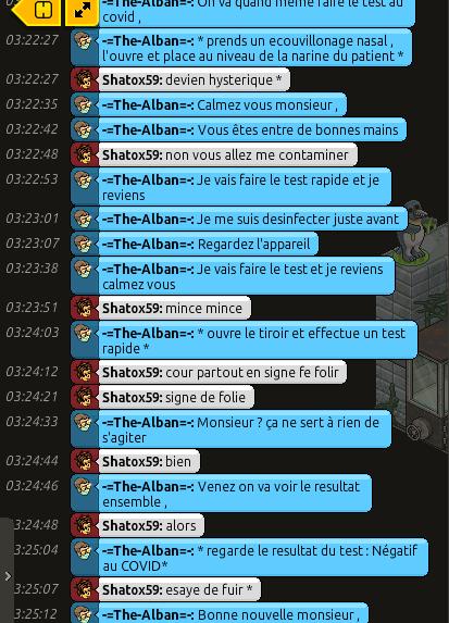 [C.H.U] Rapport d'action RP de -=the-alban=- Screen59
