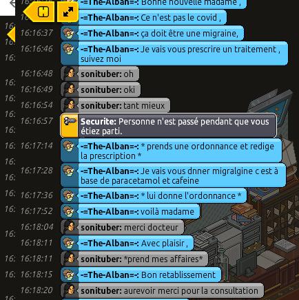 [C.H.U] Rapport d'action RP de -=the-alban=- Screen73