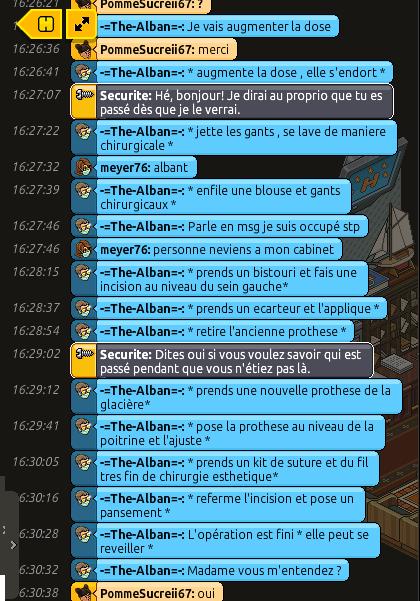[C.H.U] Rapport d'action RP de -=the-alban=- Screen77