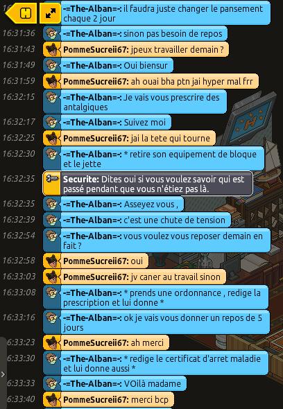 [C.H.U] Rapport d'action RP de -=the-alban=- Screen79