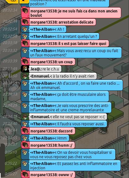 [C.H.U] Rapport d'action RP de -=the-alban=- Screen89