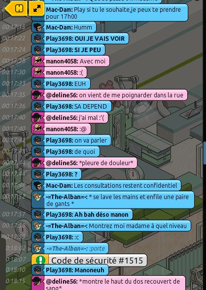 [C.H.U] Rapport d'action RP de -=the-alban=- Screen99