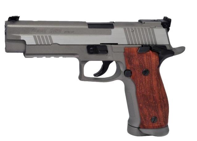 """pistolet type """"réplique très réaliste"""" Sig-sa10"""