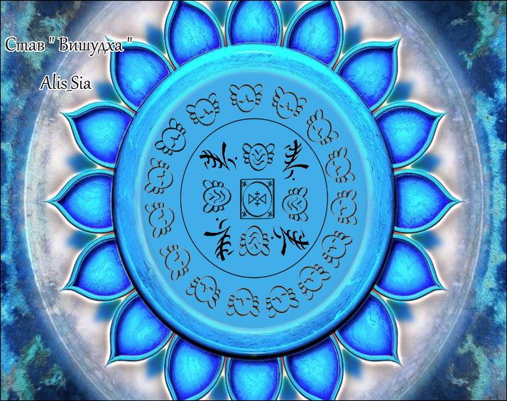 Ставы для восстановления, защиты чакр. Niaa110