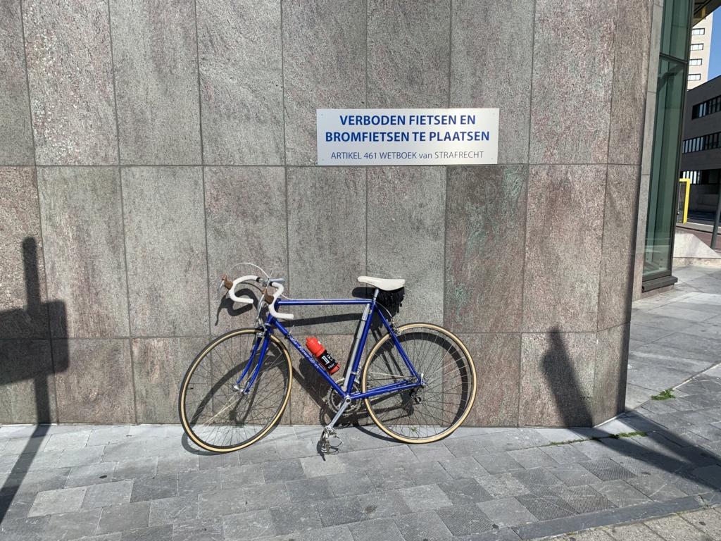 Vélo La Roue D Or 1983/Columbus Acier 5/10 eme  2a82c310