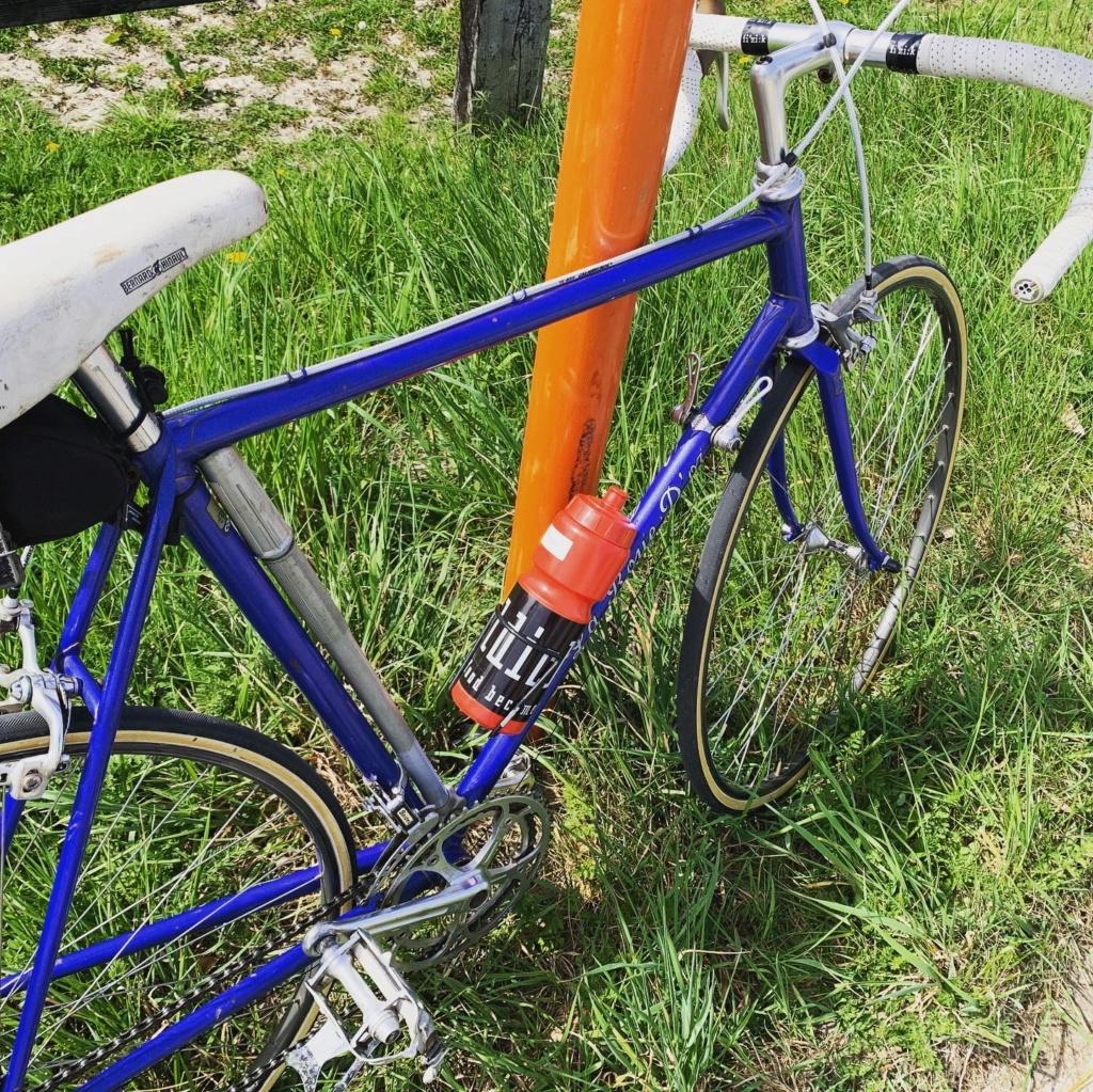 Vélo La Roue D Or 1983/Columbus Acier 5/10 eme  F93a1210