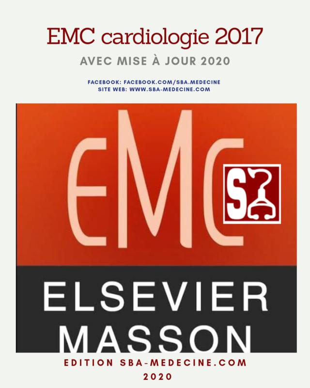 [cardiologie]: EMC Cardiologie 2020 pdf gratuit avec (mise à jour 2020) pdf gratuit - Page 17 20200711