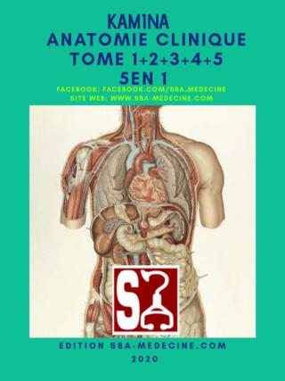 [anatomie]:KAMINA Anatomie clinique 5 tome en 1 pdf gratuit  - Page 3 20200716
