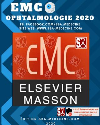 [résolu][ophtalmologie]:EMC ophtalmologie complet 2020 pdf gratuit édition sba-medecine - Page 3 20200812