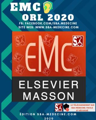 [ORL]:EMC ORL 2020 complet PDF gratuit édition sba-medecine - Page 4 20200813