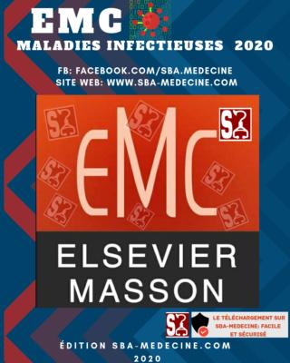 [résolu][M.infect]: EMC Maladies infectieuses 2020 complet pdf gratuit édition sba-medecine - Page 6 20200814