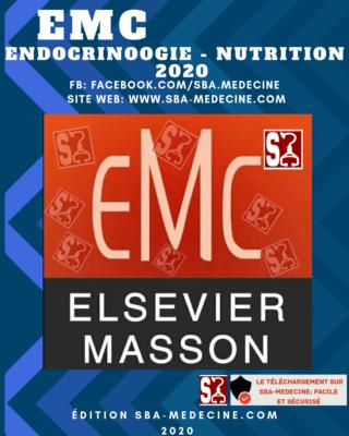 [résolu][endocrinologie]:EMC Endocrinologie-Nutrition 2020 complet pdf gratuit édition sba-medecine - Page 5 20200815