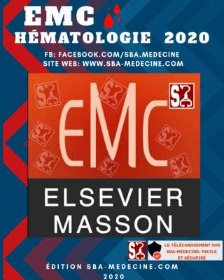 [hématologie]: EMC Hématologie 2020 complet pdf gratuit édition sba-medecine - Page 8 20200816
