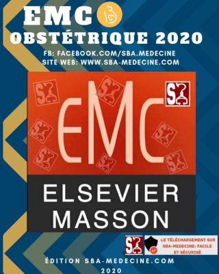 [résolu][obstétrique]:EMC Obstétrique 2020 complet pdf gratuit édition sba-medecine - Page 5 20200817