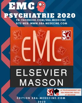 [psychiatrie]:EMC Psychiatrie 2020 complet pdf gratuit édition sba-medecine - Page 2 20200819